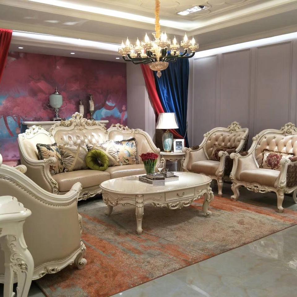 欧式沙发8933-2