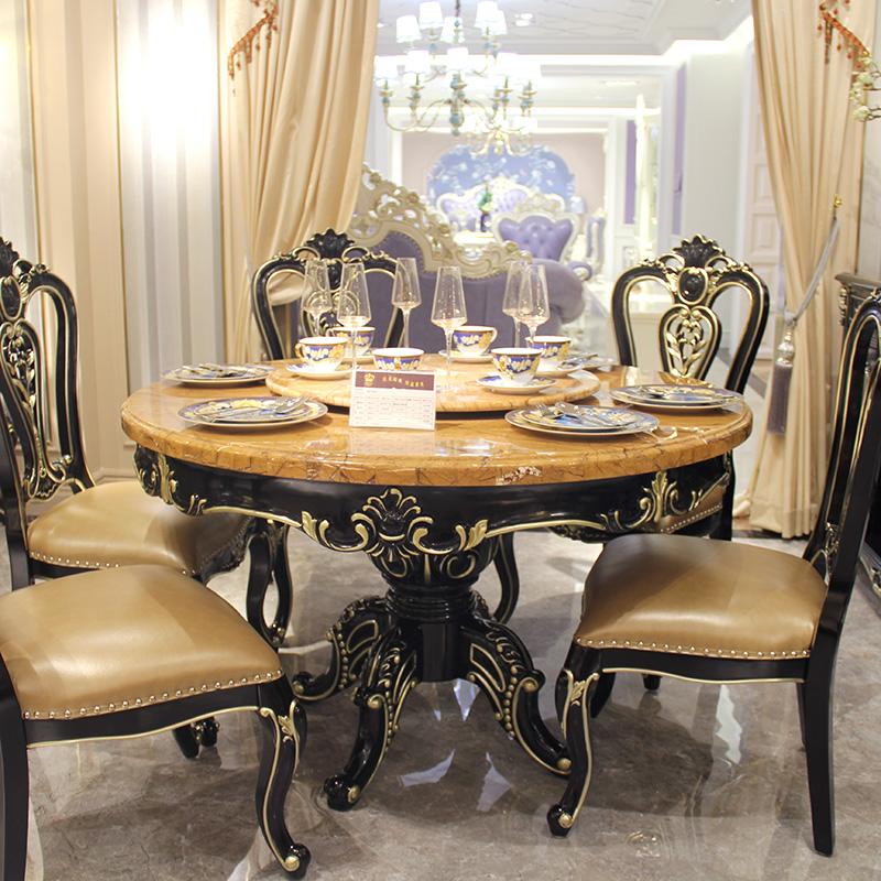欧式餐桌8920-3