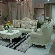 <b>欧式沙发8058白色</b>