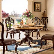 新古典餐桌8920