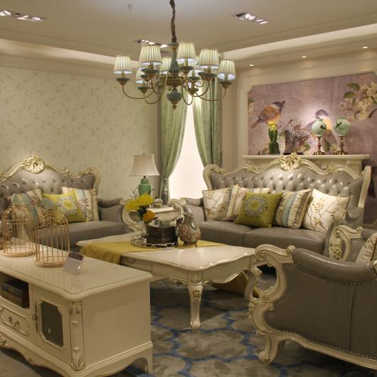 欧式家具沙发8961-2